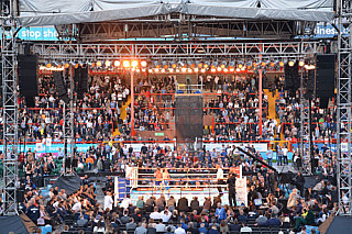 Boxing Events – Great Britain