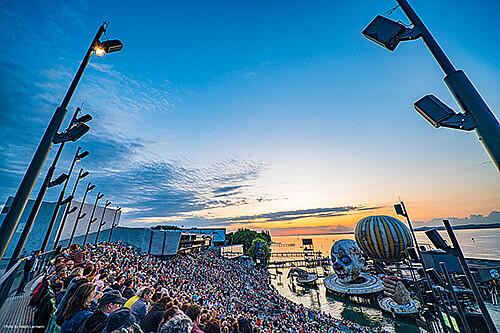 Bregenz Festival 2019