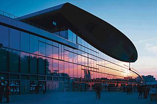 Max-Schmeling Hall Berlin