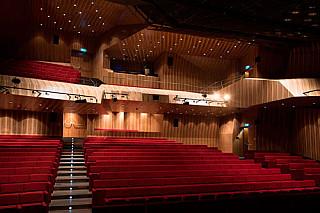 MuTh Concert Hall – Vienna