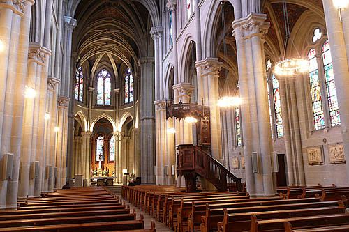 St. Pierre Cathedral – Geneva
