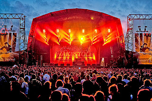 Wakestock Festival 2008/2009/2010