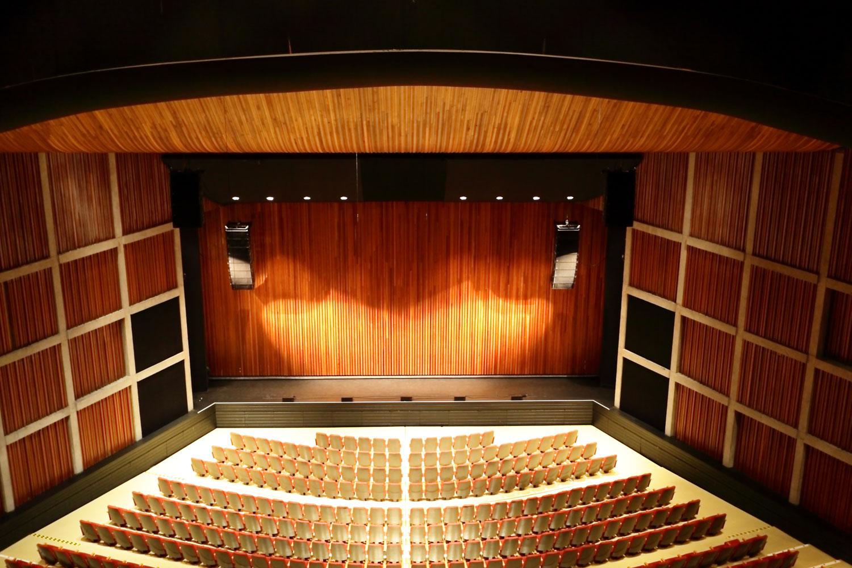 Hamilton Place Theatre Kling Amp Freitag Sound Systems